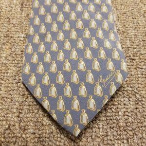 Mens Gucci 100% Silk Neck Tie